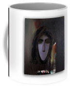 The Muted Woman Coffee Mug
