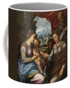 The Mystic Marriage Of Saint Catherine Coffee Mug