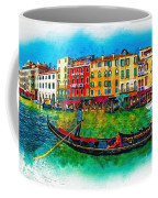 The Mystique Of Italy Coffee Mug