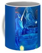 The Naeyad With Cyro And Starchild Coffee Mug