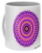 The Nancy Mandala Coffee Mug