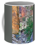 The Narrows Of The Virgin River  Coffee Mug