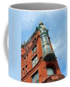 The National Savings And Trust Building Coffee Mug