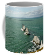 The Needles - Isle Of Wight Coffee Mug