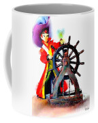 The Neverland's Sailor Coffee Mug