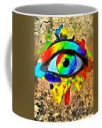 The New Eye Of Horus Coffee Mug