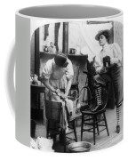 The New Woman, C1897 Coffee Mug by Granger