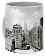 The New York Skyline Coffee Mug