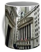 The New York Stock Exchange Coffee Mug