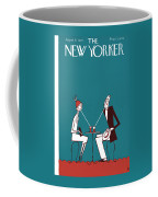 The New Yorker Cover - August 8th, 1925 Coffee Mug