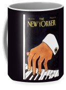 The New Yorker Cover - February 10th, 1992 Coffee Mug