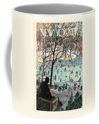 The New Yorker Cover - February 4th, 1961 Coffee Mug