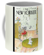 The New Yorker Cover - January 30th, 2012 Coffee Mug