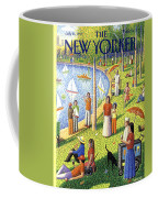 The New Yorker July 15th, 1991 Coffee Mug