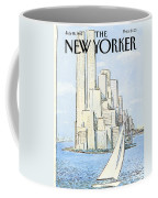 The New Yorker Cover - July 19th, 1982 Coffee Mug