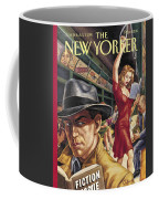 The New Yorker Cover - June 26th, 1995 Coffee Mug