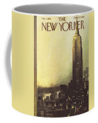 The New Yorker Cover - March 3rd, 1962 Coffee Mug