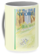 The New Yorker Cover - May 18th, 1998 Coffee Mug