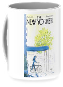 The New Yorker Cover - May 26th, 1973 Coffee Mug