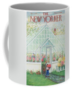 The New Yorker Cover - May 7th, 1955 Coffee Mug