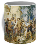 The News Of Villafranca Coffee Mug
