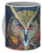 The Night Owl  Coffee Mug