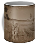 The Night They Drove Old Dixie Down Coffee Mug by Bill Cannon