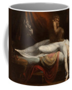 The Nightmare Coffee Mug by Henry Fuseli