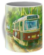 The No. 13 To Cernokostelecka Coffee Mug