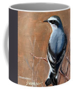 The Northern Wheatear  Coffee Mug