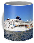 The Norwegian Sun Is Leaving Coffee Mug by Susanne Van Hulst