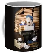 The Novelist Coffee Mug