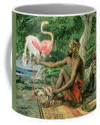 The Nubian Coffee Mug by Georgio Marcelli