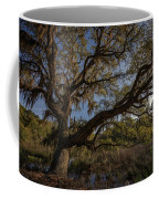 The Oak By The Side Of The Road Coffee Mug