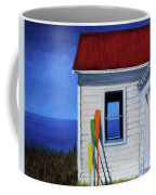 The Oars Coffee Mug