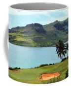 The Ocean Course At Hokuala In Kauai Coffee Mug