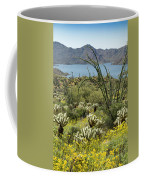 The Ocotillo View Coffee Mug