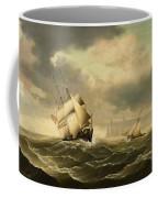 The Olbers At Sea Coffee Mug