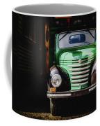 The Old Beer Truck Coffee Mug