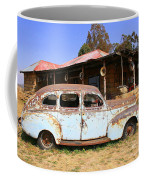 The Old Days Coffee Mug