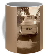 The Old Dodge Coffee Mug