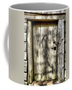 The Old Door Coffee Mug