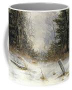 The Old Fence Coffee Mug