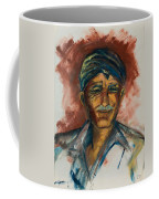 The Old Greek Man Coffee Mug
