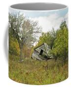 The Old Homestead And Orchard Coffee Mug