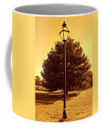 The Old Lantern In The Park Coffee Mug