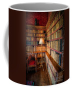 The Old Library Coffee Mug