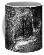 The Old Logging Road Coffee Mug