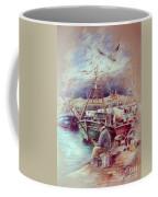 The Old Man And The Sea 02 Coffee Mug