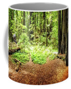 The Old Man In The Forest Coffee Mug